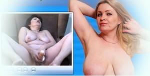 Horny fatty girl