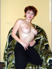 Redhair chubby fantasy - fatty babe - PlumperWorld.com